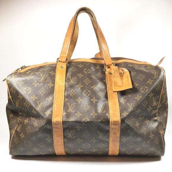 12bd31925d Louis Vuitton Handbags - Authentic Louis Vuitton Sac Souple 40 Handbag